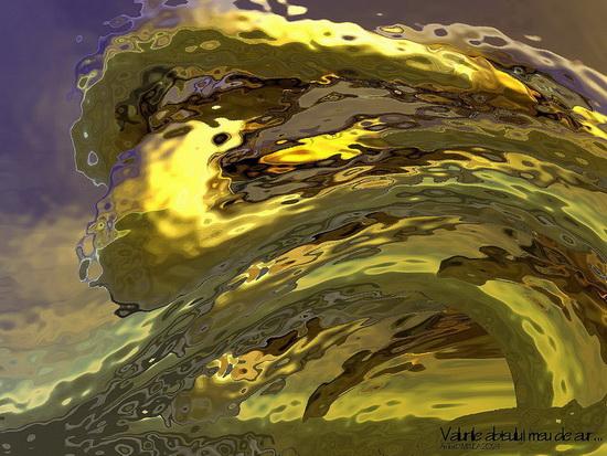 Valurile abisului meu de aur...