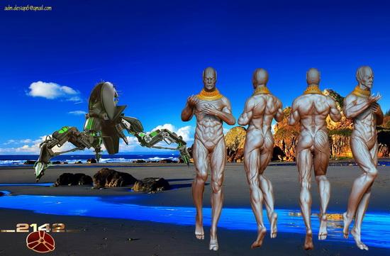 2142 - Picioarele i-au purtat prin nisipuri nepustii...