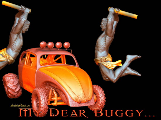 My Dear BUGGY...