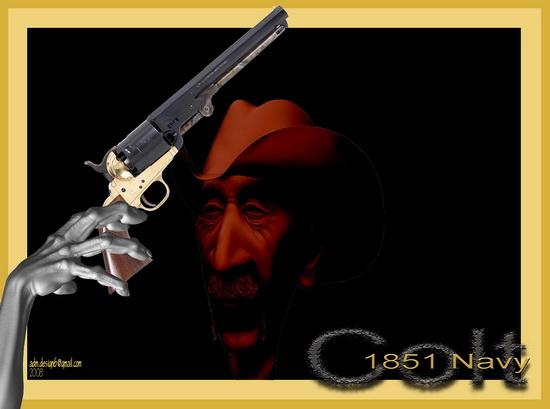 Colt 1851 Navy...