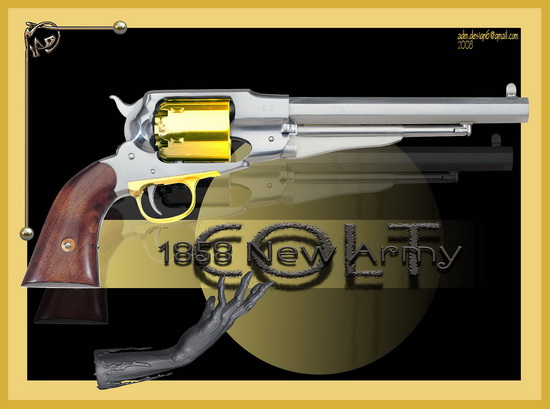 Colt 1858 New Army...
