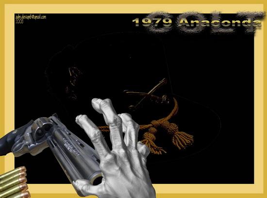 Colt 1979 Anaconda...