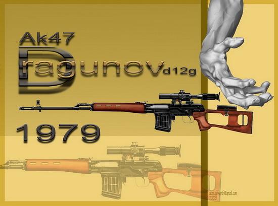 Dragunov d12g...