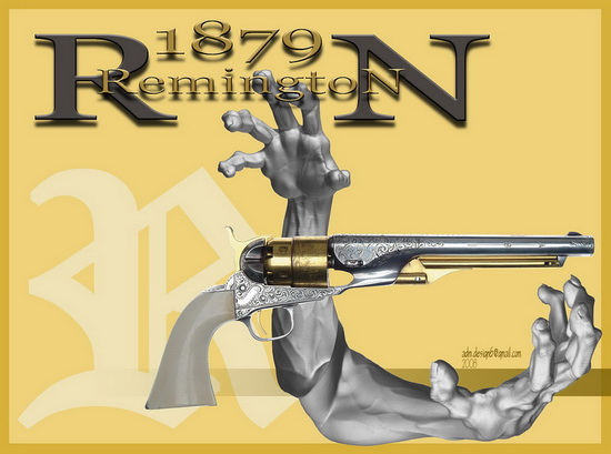 Remington 1879...