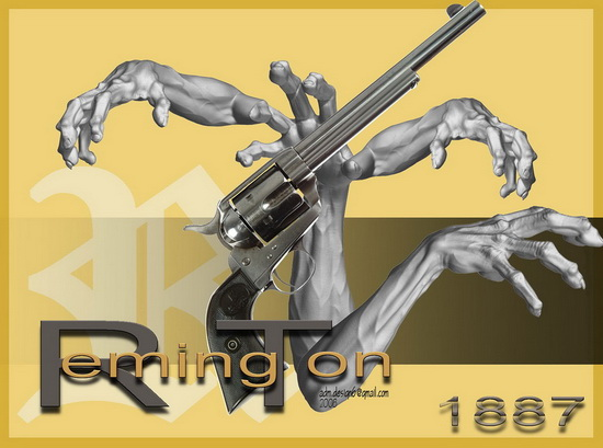 Remington 1887...