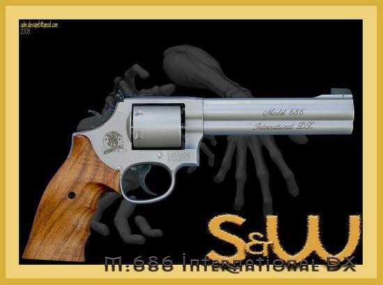 S&W - M.686 International DX...