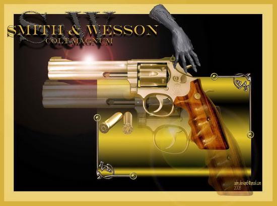 S&W Colt Magnum...