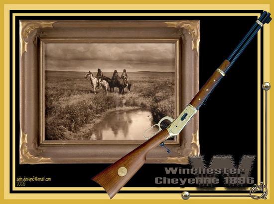 Winchester Cheyenne 1896...