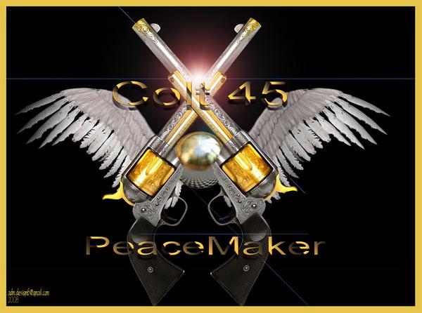 Colt 45 - PeaceMaker...