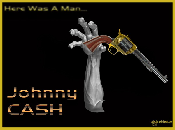 Johnny CASH - Here Was A Man...
