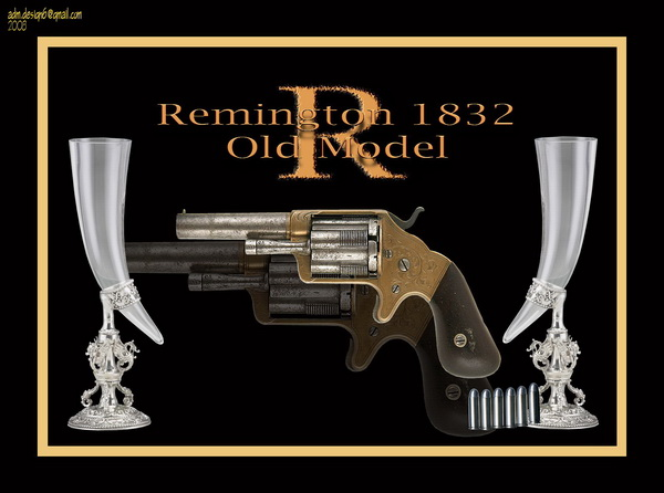 Remington 1832 - Old Model...