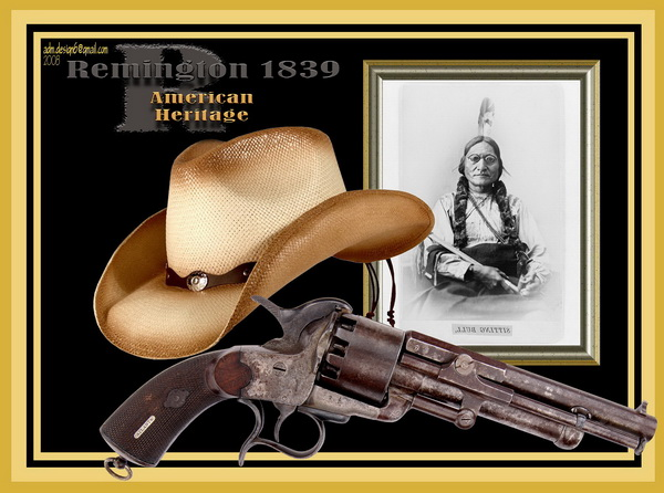 Remington 1839 - American Heritage...