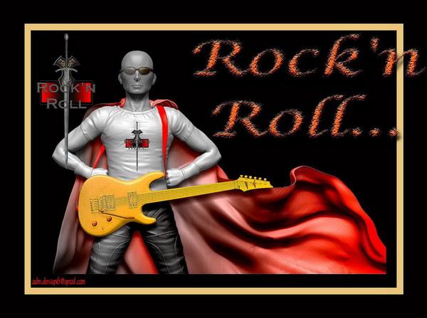 ROCK&Roll 01...